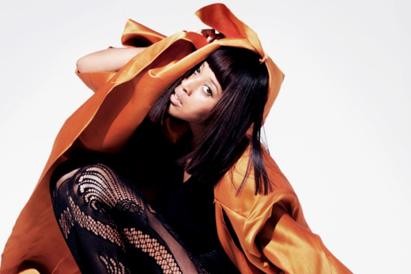 VV Brown Continues To Experiment with Evan Bogart, Bjorn Yttling & Chuck Harmony