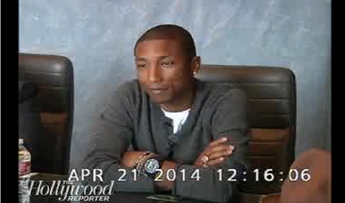 Watch Pharrell Williams and Robin Thicke's Deposition In the 'Blurred Lines' Case
