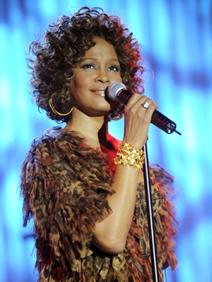 Whitney Houston Shows Signs of Chart Return With Comeback Gig