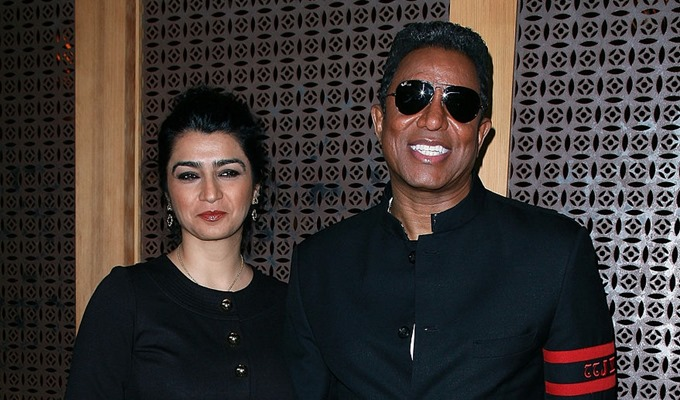 Say What? Wife of Jermaine Jackson Arrested For Domestic Violence
