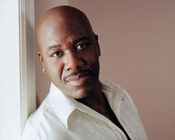 R&B Singer Will Downing Performs For Lewis MDA Day