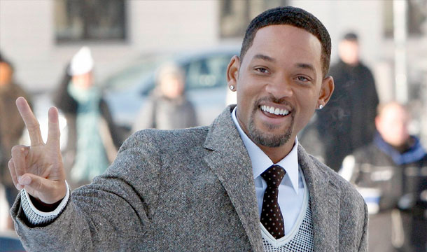 "Will Smith Tapped For New Film ""The City That Sailed"""
