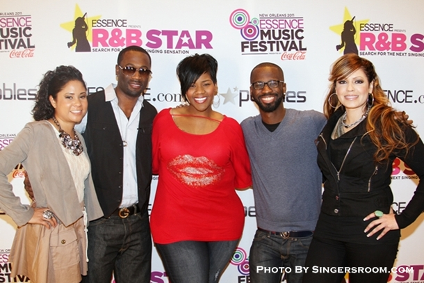 Kelly Price, Q. Parker and Company Help Essence & Pebbles Find The Next R&B Star