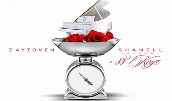 YMCMB Songstress Shanell Presents '88 Keyz' Mixtape