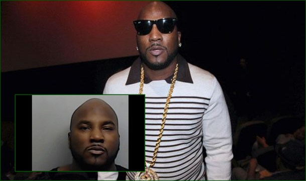 WHAT! Young Jeezy Arrested For battery, False Imprisonment, and Making Terroristic Threats