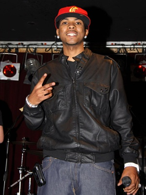 Young Steff Performs at BB Kings New York