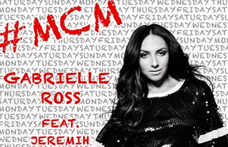 "Gabrielle Ross & Jeremih Turn Up On ""#MCM'"
