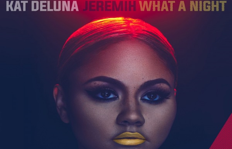 Kat Deluna & Jeremih Collab On RnBass Banger, 'What A Night'