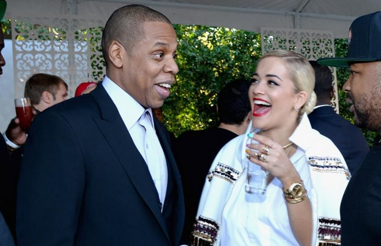 It's Getting Ugly! Roc Nation Countersues Rita Ora