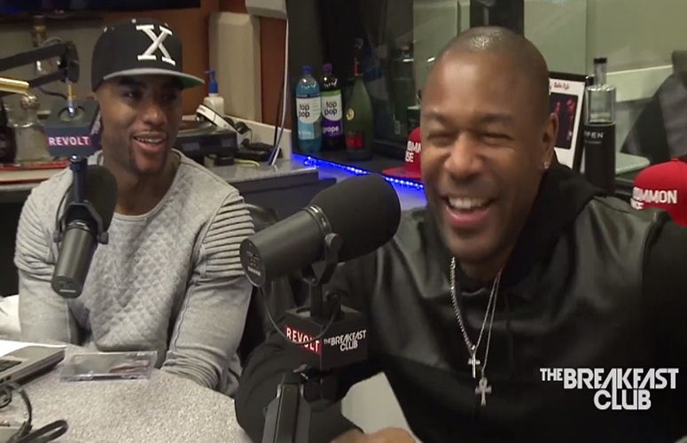 "Tank Visits 'The Breakfast Club,"" Talks TGT Break Up, Support In R&B, His Sexcapades, More"