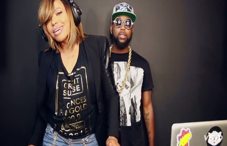 Tisha Campbell-Martin Reveals Rap Persona On 'Lazy B*tch (This Ain't Gina)'