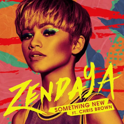 Zendaya and Chris Brown Offer 'Something New' On TLC-Sampled Collab