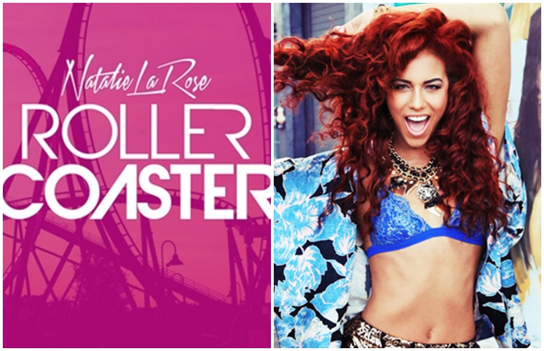 Natalie La Rose & Flo-Rida Take A Wild Ride On 'Rollercoaster'