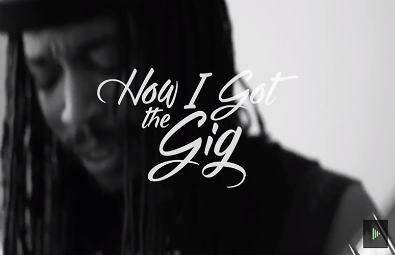 """Guitarist Adrian X Talks """"Getting The Gig"""" With Drake, The Weeknd"""