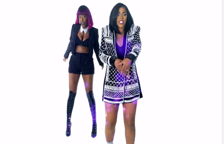Love & Hip Hop: NY's Sexxy Lexxy & Miss Moe Money Have One 'Hell Of A Night'
