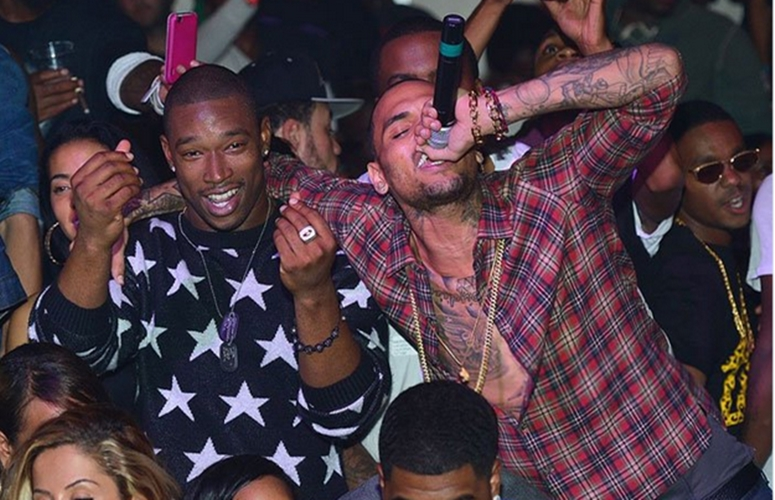 """""""Deuces"""" For Real! Chris Brown and Kevin McCall Feud On Social Media"""