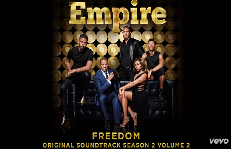 Columbia Records Drops Two New Songs From Empire's Season 2 Soundtrack, 'Freedom '& 'All Nite'