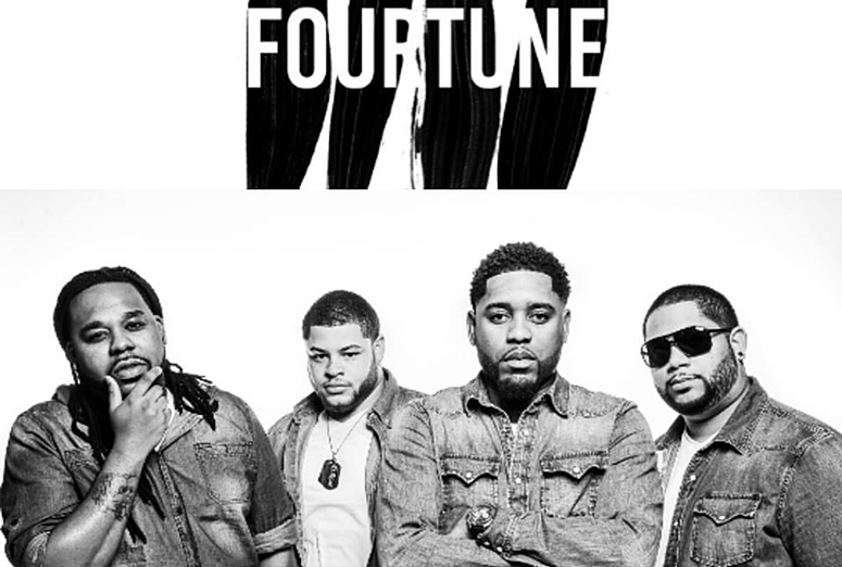 R&B Group Fourtune Releases Video For Their Sultry Single, 'I'm Falling'