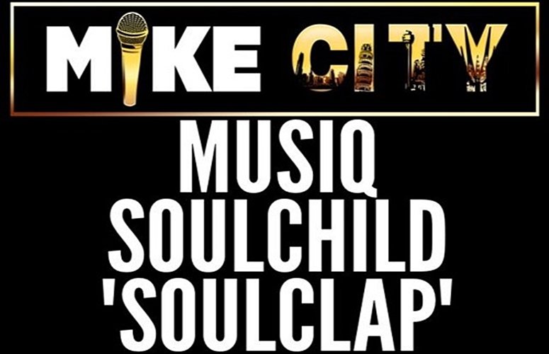 Mike City Shares Another Unreleased Jam Soul Clap By Music Soulchild Singersroom Com