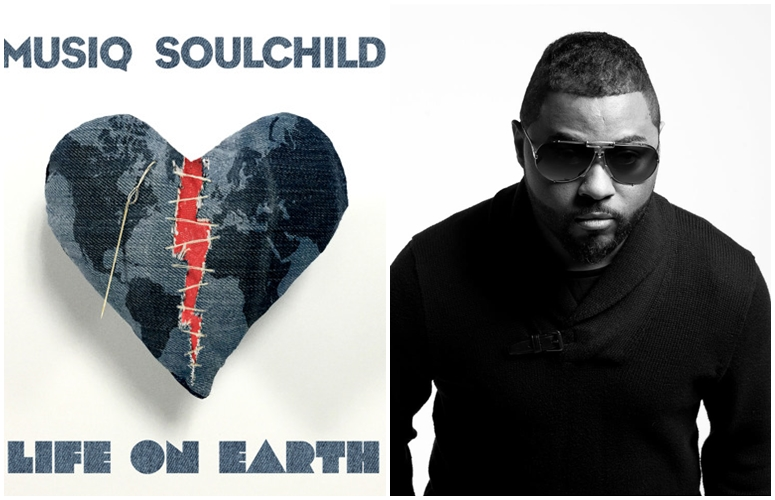 Musiq Soulchild Adds A Lil' Naughty By Nature Steeze On New Single, 'Heart Away'