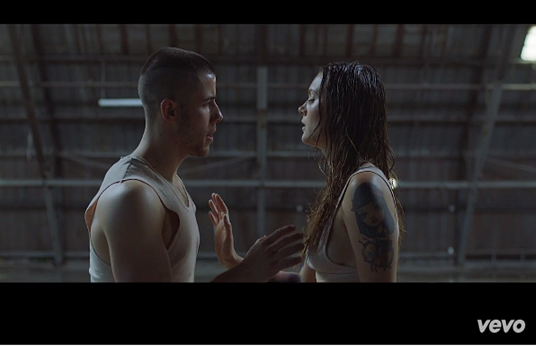 Nick Jonas Gets Steamy and 'Close' With Swedish Singer Tove Lo