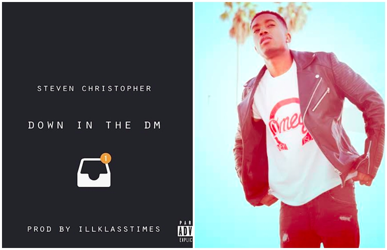 Singer-Songwriter Steven Christopher Cover's Yo Gotti's 'Down In The DM' With Two Versions