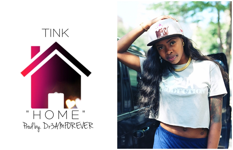 Tink Wants Commitment On 'Home'