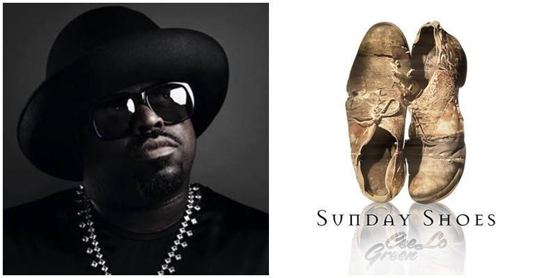 CeeLo Green Puts On His 'Sunday Shoes'