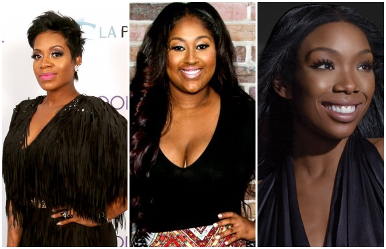 Are Fantasia, Jazmine Sullivan, and Brandy Cooking Something Up?