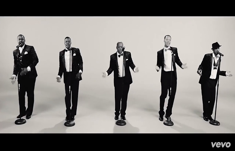 Johnny Gill & New Edition Are Smooth As Ever In 'This One's For Me And You' Video