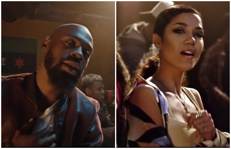 Mali Music & Jhene Aiko Link Up For 'Contradiction' Video