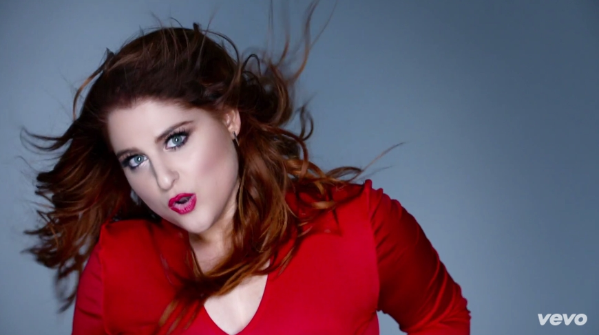 Meghan Trainor Turns Down All The Hollas In 'No' Video