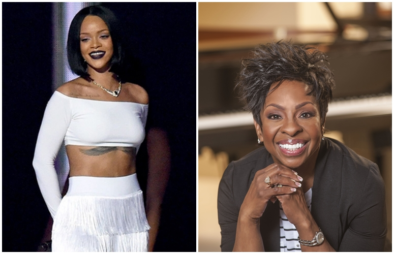 Rihanna & Gladys Knight To Be Honored At BET's 2016 'Black Girls Rock!' Awards
