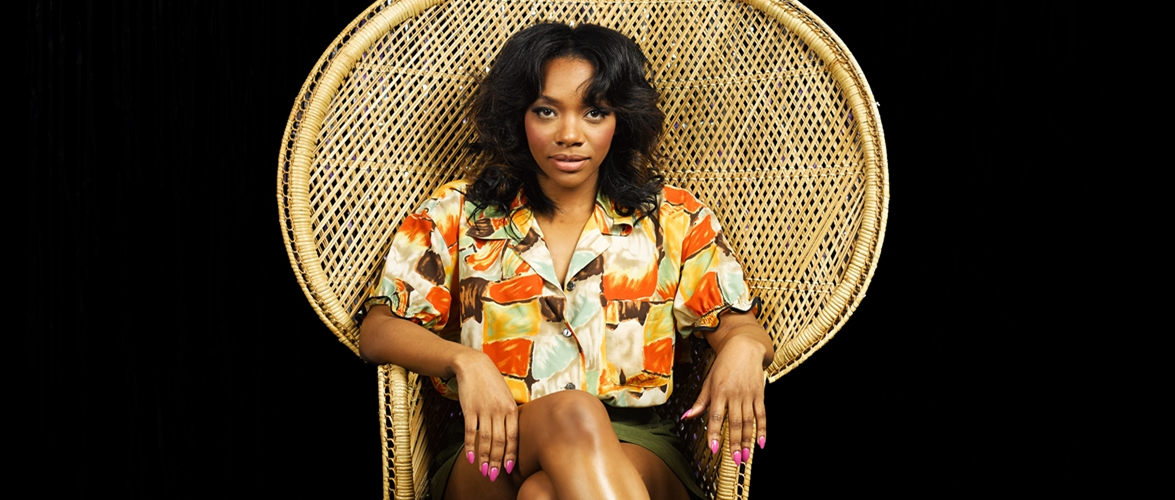 BET's 'Chasing Destiny' Star ASH Talks Her Experience On The Show, Working with Kelly Rowland, Singing Background For Janelle Monae, More
