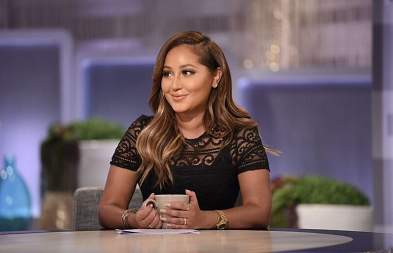 Adrienne Bailon To Address Israel Houghton Dating Rumors on 'The Real'