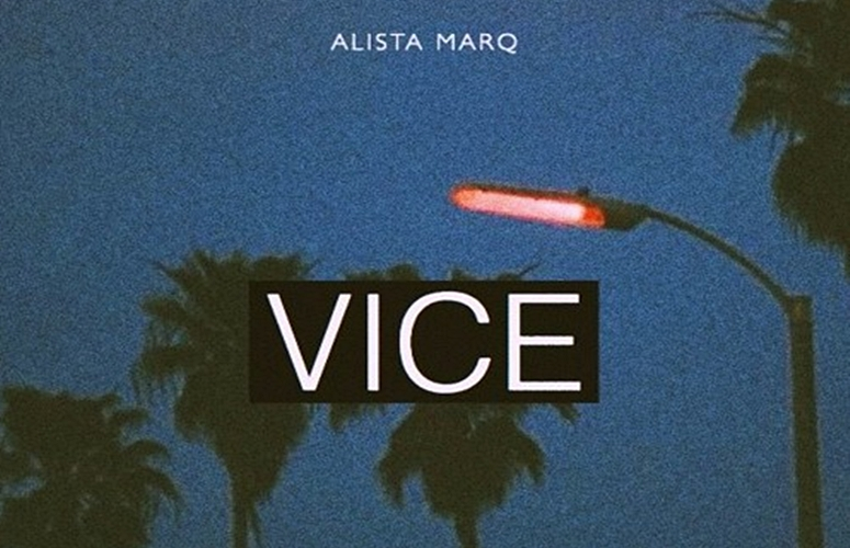 London-Based Rapper Alista Marq Reflects On His 'Vice' On Brand New Single