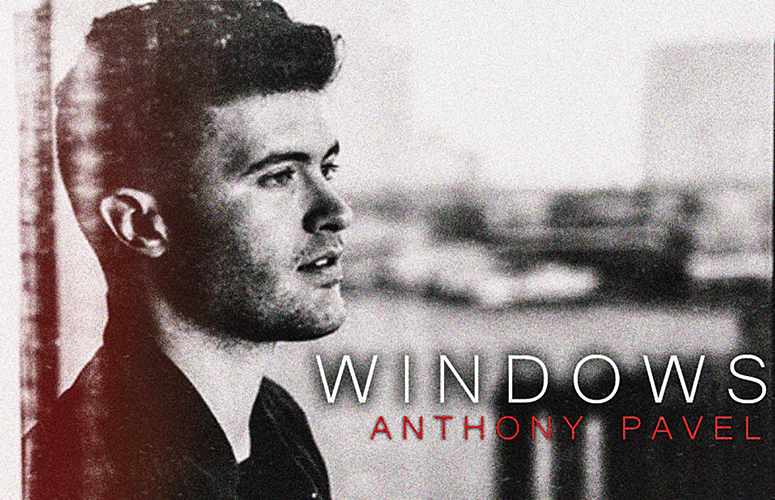 Get A Glimpse Into Chicago Singer-Songwriter Anthony Pavel's EP, 'Windows'