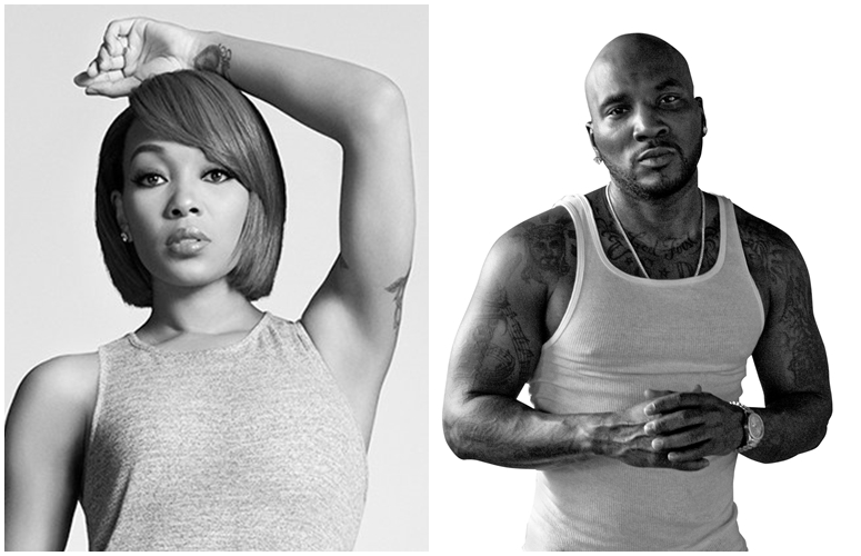 Jeezy Hops Onto the Remix Of Monica's Tune, 'Hustler's Ambition'