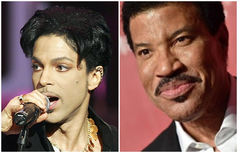 Lionel Richie Explains Why Prince Didn't Participate In 'We Are The World'