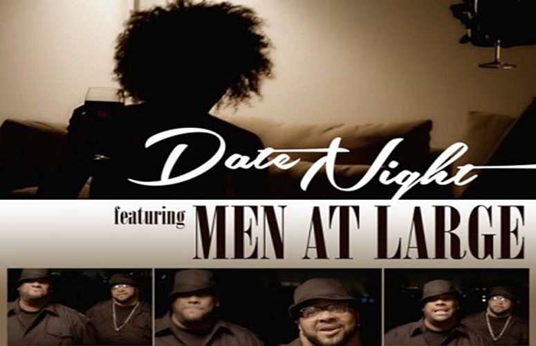 R&B Duo Men At Large Commission 'Date Night' For A Good Cause
