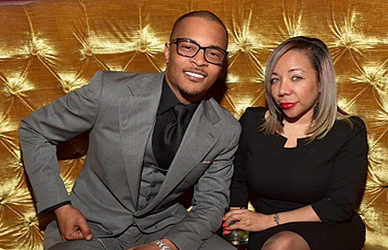 Destined For Greatness: T.I. & Tiny Reveal Baby Daughter's Name