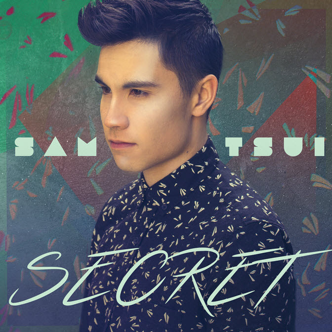 "YouTube Star Sam Tsui Releases New Single, ""Secret"""