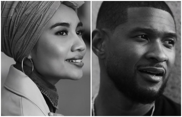 Yuna & Usher Provide The Soundtrack For Everyone With Crushes