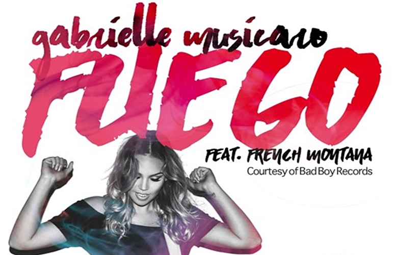 Newbie Gabrielle Musicano Links With French Montana For 'Fuego'