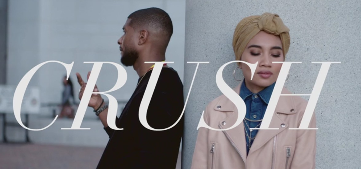Go Behind The Scenes Of Yuna's 'Crush' Video Featuring Usher
