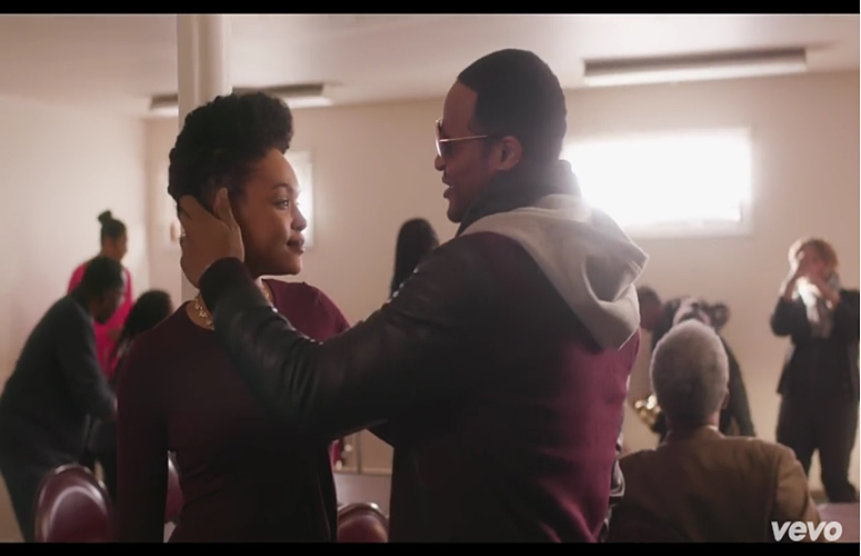 Jaheim & Demetria McKinney Embody The Good, Married Life In 'Struggle Love' Video