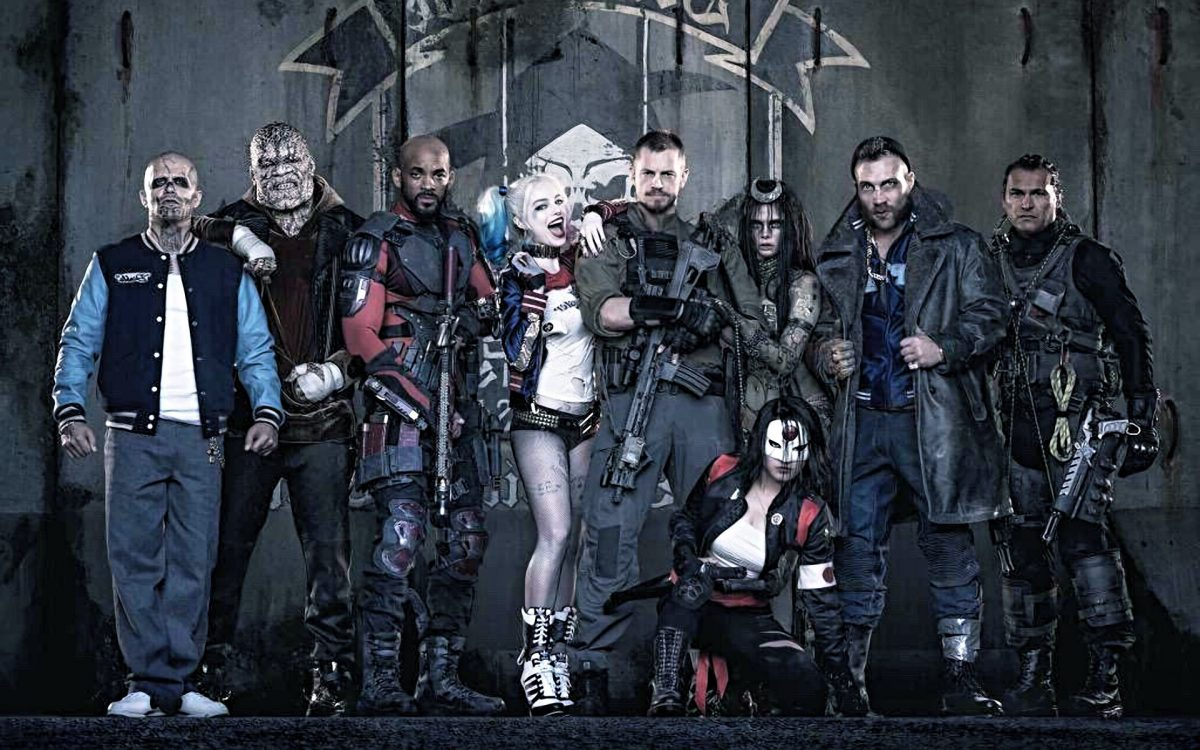 Will Smith, Jared Leto, Margot Robbie and Cara Delevingne To Release First Look From Suicide Squad