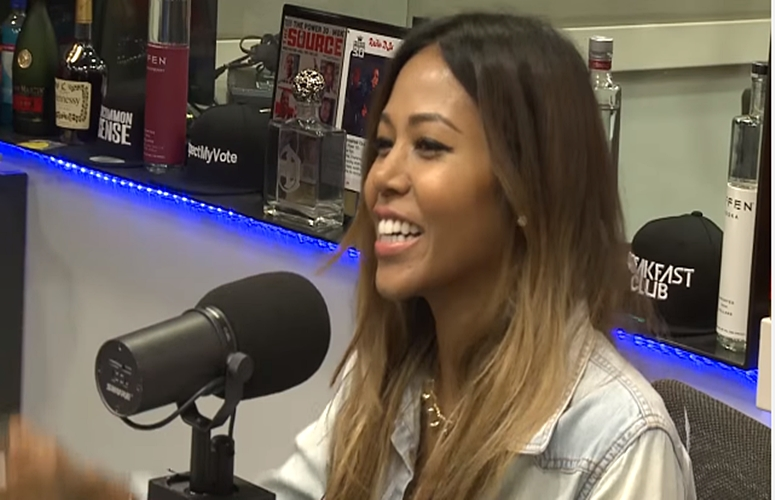 Ameriie Visits 'The Breakfast Club,' Talks New EP 'Drive,' Passion For Reading & Writing, Beyonce Comparisons, Rumors, More