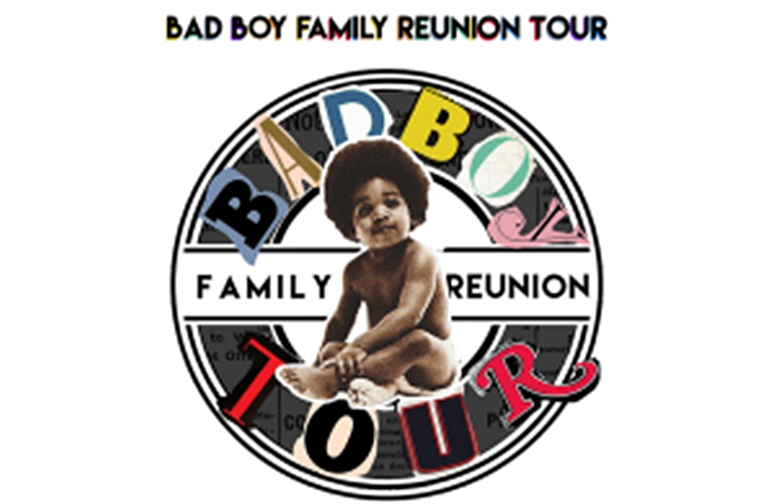 Live Nation & Puff Daddy Announce Bad Boy Reunion Tour Dates, Puff Posts Rehearsals On Snapchat