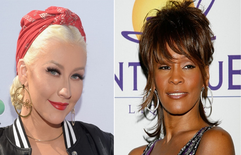 Whitney Houston's Estate Scraps Hologram Duet With Christina Aguilera On 'The Voice' Finale After Leaked Video